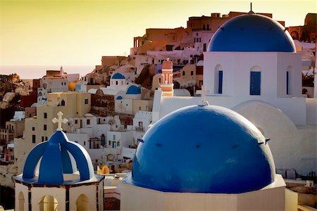 Santorini Stock Photo - Budget Royalty-Free & Subscription, Code: 400-04696075