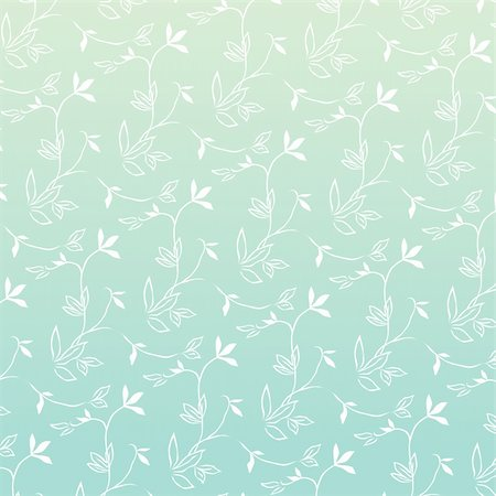 simsearch:400-05235216,k - illustration drawing of beautiful white leaves patern  background Stock Photo - Budget Royalty-Free & Subscription, Code: 400-04699335