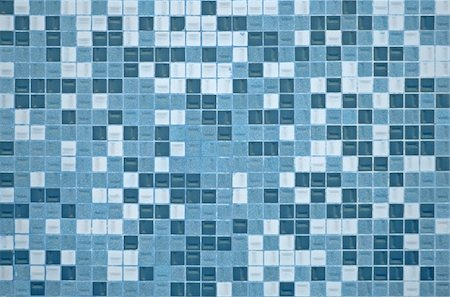 simsearch:400-05245734,k - Tile texture background of bathroom or swimming pool tiles on wall Stock Photo - Budget Royalty-Free & Subscription, Code: 400-04719301