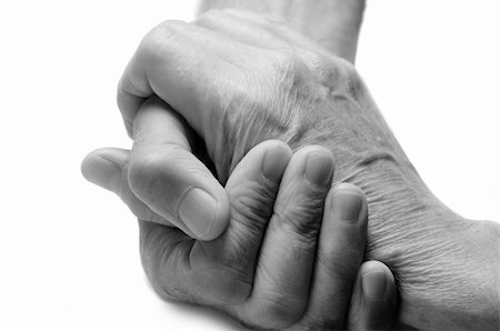 Old Hands Stock Photo - Budget Royalty-Free & Subscription, Code: 400-04727838