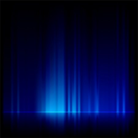 Blue fantastic background. EPS 8 vector file included Stock Photo - Budget Royalty-Free & Subscription, Code: 400-04728227