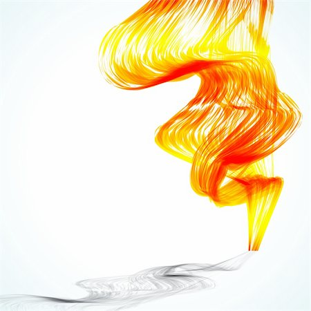 fire smoke Stock Photo - Budget Royalty-Free & Subscription, Code: 400-04736888