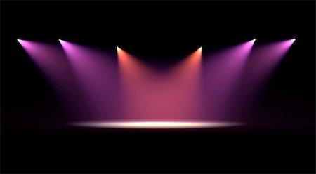 Abstract illumination Stock Photo - Budget Royalty-Free & Subscription, Code: 400-04740342