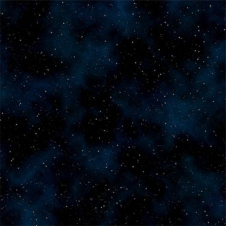 Abstract space background: stars and nebulas. Square Stock Photo - Budget Royalty-Free & Subscription, Code: 400-04750800