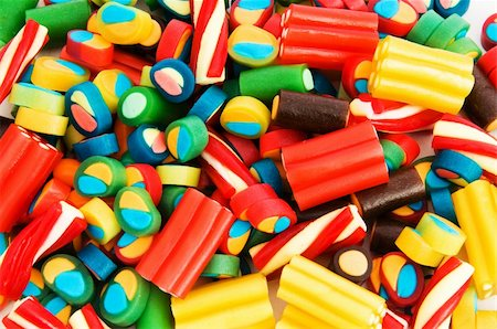 simsearch:400-04344039,k - Background made of colourful sweets Stock Photo - Budget Royalty-Free & Subscription, Code: 400-04766101