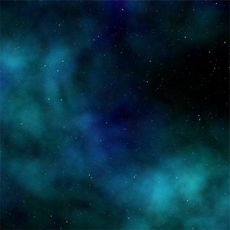 clouds and far stars in dark space Stock Photo - Budget Royalty-Free & Subscription, Code: 400-04804717