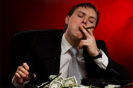 Mobster Stock Photo - Budget Royalty-Free & Subscription, Code: 400-04822774