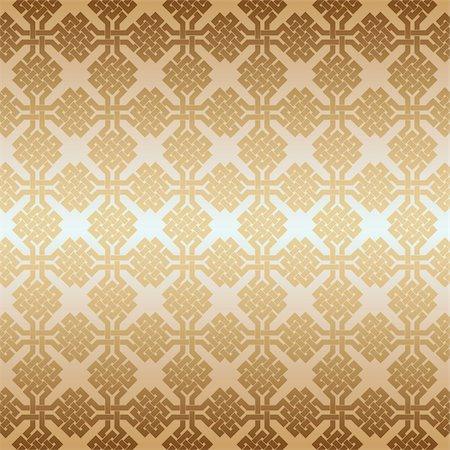 Seamless pattern vector illustration element for design Stock Photo - Budget Royalty-Free & Subscription, Code: 400-04836740
