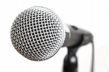 Professional audio recording hardware Stock Photo - Budget Royalty-Free & Subscription, Code: 400-04843515