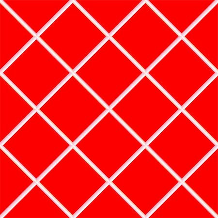 simsearch:400-05245734,k - red seamless ceramic tiles, abstract texture; vector art illustration Stock Photo - Budget Royalty-Free & Subscription, Code: 400-04843641