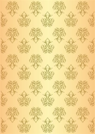 simsearch:400-04765926,k - Light floral  seamless pattern for retro wallpapers Stock Photo - Budget Royalty-Free & Subscription, Code: 400-04918974
