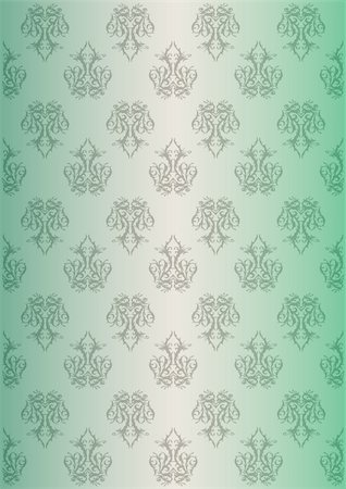 simsearch:400-04765926,k - Light floral  seamless pattern for retro wallpapers Stock Photo - Budget Royalty-Free & Subscription, Code: 400-04918975
