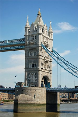 This is an image of the tower bridge. Stock Photo - Budget Royalty-Free & Subscription, Code: 400-04979071
