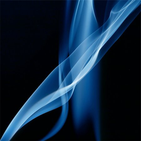blue smoke abstract background close up Stock Photo - Budget Royalty-Free & Subscription, Code: 400-04985443