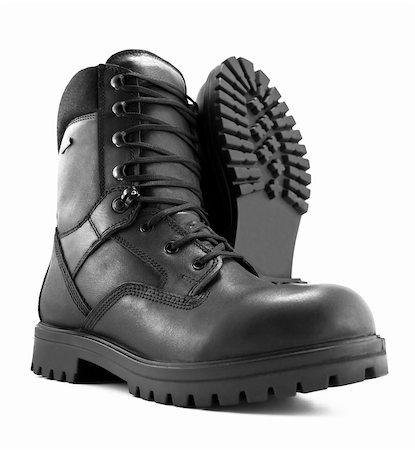 Photo of an adventure boot. Stock Photo - Budget Royalty-Free & Subscription, Code: 400-04989108
