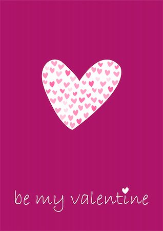 valentines day design fully editable  illustration Stock Photo - Budget Royalty-Free & Subscription, Code: 400-04995569