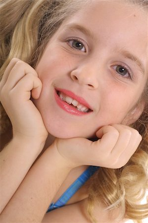 my little model upclose Stock Photo - Budget Royalty-Free & Subscription, Code: 400-05042914