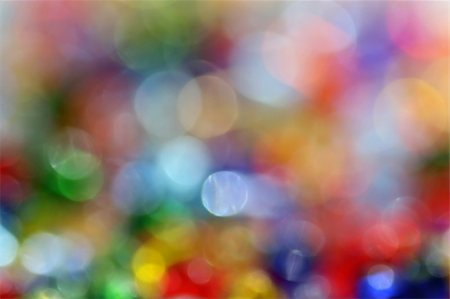 fireworks with yellow and green background - Decorative color blur with sparkling lights Stock Photo - Budget Royalty-Free & Subscription, Code: 400-05080010