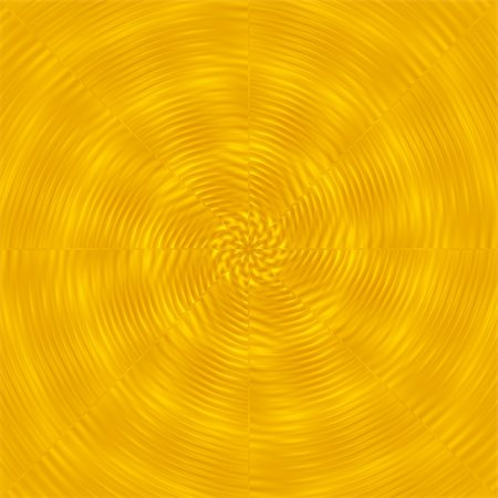 gold colored swirl shape as a texture Stock Photo - Budget Royalty-Free & Subscription, Code: 400-05104760
