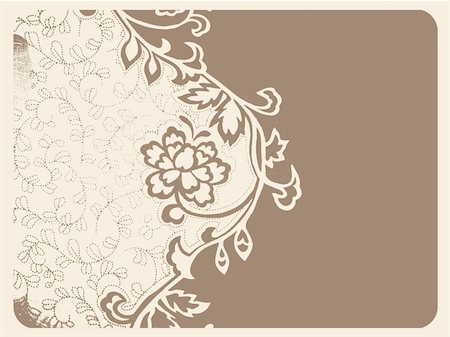 simsearch:400-04765926,k - Retro/Vintage floral seamless background Stock Photo - Budget Royalty-Free & Subscription, Code: 400-05131512