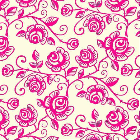 These rose backgrounds are suitable for printable or web design. Stock Photo - Budget Royalty-Free & Subscription, Code: 400-05144227