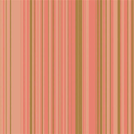 designer backgrounds - striped wallpaper in salmon pink and green that can be seamlessly tiled Stock Photo - Budget Royalty-Free & Subscription, Code: 400-05146223
