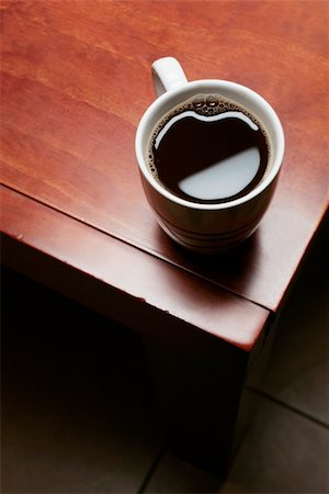 spanishalex (artist) - Black coffee on a table Stock Photo - Budget Royalty-Free & Subscription, Code: 400-05157097