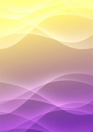 Abstract colour background with the smooth bent lines Stock Photo - Budget Royalty-Free & Subscription, Code: 400-05179761