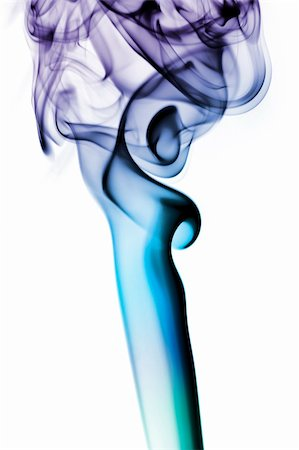 rainbow smoke background - colored smoke isolated  on a white background Stock Photo - Budget Royalty-Free & Subscription, Code: 400-05186374
