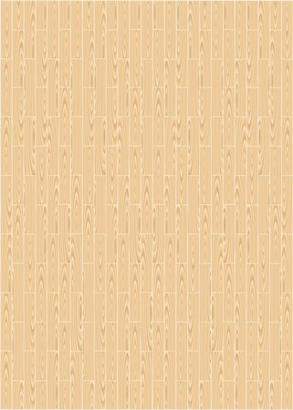 designer backgrounds - Wood floor parquets on the white background Stock Photo - Budget Royalty-Free & Subscription, Code: 400-05212127
