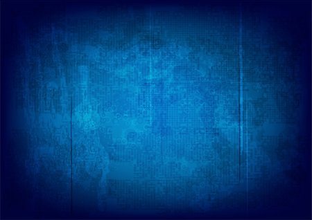 Grunge abstract background - vector eps 10 Stock Photo - Budget Royalty-Free & Subscription, Code: 400-05227965