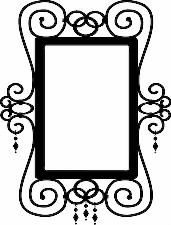 simsearch:400-04872199,k - vintage frame made in vector Stock Photo - Budget Royalty-Free & Subscription, Code: 400-05228975
