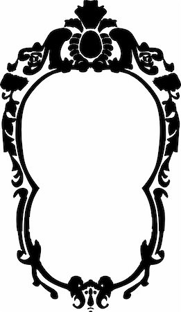 simsearch:400-04872199,k - vintage frame made in vector Stock Photo - Budget Royalty-Free & Subscription, Code: 400-05228980