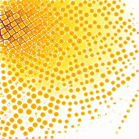 simsearch:400-05245734,k - abstract background yellow mosaic,  this illustration may be useful as designer work Stock Photo - Budget Royalty-Free & Subscription, Code: 400-05245734