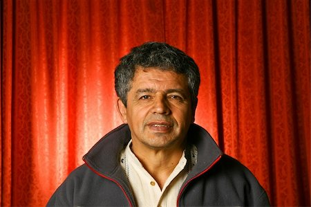 A latinamerican mature man Stock Photo - Budget Royalty-Free & Subscription, Code: 400-05249056