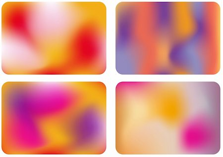 abstract smooth color mix, vector background Stock Photo - Budget Royalty-Free & Subscription, Code: 400-05242023