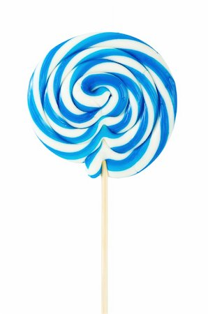 red circle lollipop - Colourful lollipop isolated on the white background Stock Photo - Budget Royalty-Free & Subscription, Code: 400-05255120