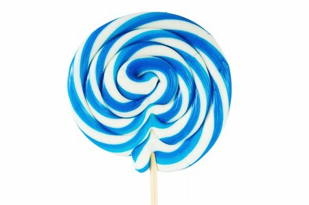 red circle lollipop - Colourful lollipop isolated on the white background Stock Photo - Budget Royalty-Free & Subscription, Code: 400-05255121