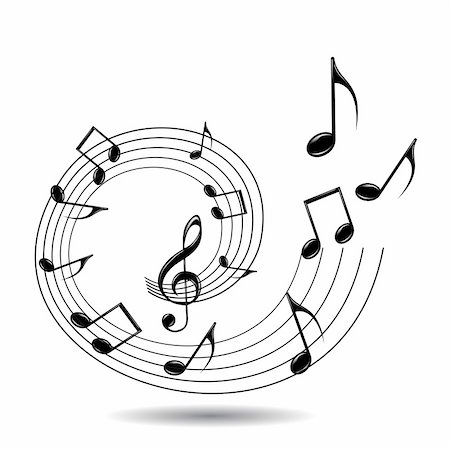 simsearch:400-04676325,k - Eps musical theme Illustration for your design. Stock Photo - Budget Royalty-Free & Subscription, Code: 400-05261838