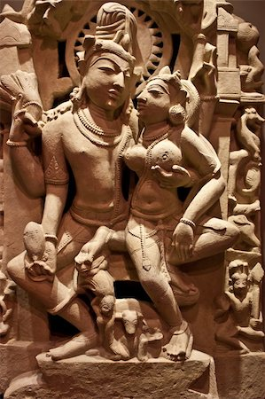 female nude sex - Nort-Central India, XI century A.D., Sandstone Stock Photo - Budget Royalty-Free & Subscription, Code: 400-05275082