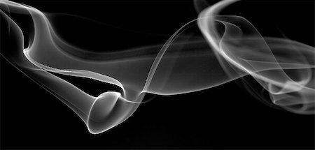 smoke magic abstract - realistic smoke waves decoration and background Stock Photo - Budget Royalty-Free & Subscription, Code: 400-05284361