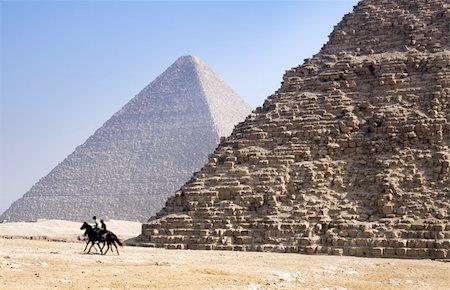 giza pyramids, cairo, egypt Stock Photo - Budget Royalty-Free & Subscription, Code: 400-05280286