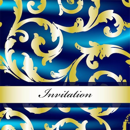 Wedding card or invitation with abstract floral background. Greeting card in grunge or retro style. Colorful congratulation christmas card. Design valentine cards Stock Photo - Budget Royalty-Free & Subscription, Code: 400-05283589