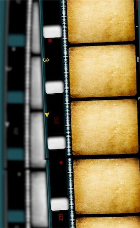 film strip - Film roll Stock Photo - Budget Royalty-Free & Subscription, Code: 400-05298536