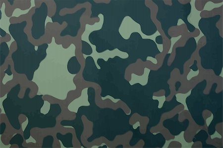 enemy - Brown and khaki camouflage pattern with fabric texture Stock Photo - Budget Royalty-Free & Subscription, Code: 400-05290587