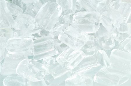 fresh cool ice cube background Stock Photo - Budget Royalty-Free & Subscription, Code: 400-05337783