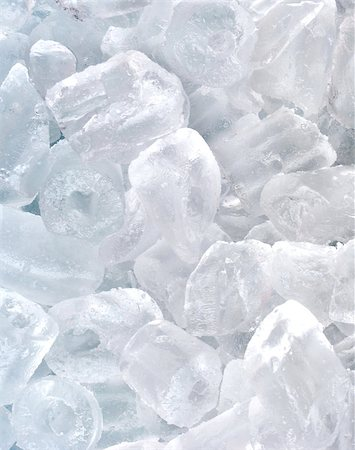 fresh cool ice cube background Stock Photo - Budget Royalty-Free & Subscription, Code: 400-05346057