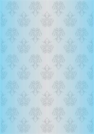 simsearch:400-04765926,k - Light floral  seamless pattern for retro wallpapers Stock Photo - Budget Royalty-Free & Subscription, Code: 400-05354127