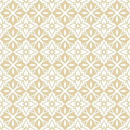 Abstract background of beautiful seamless floral pattern Stock Photo - Budget Royalty-Free & Subscription, Code: 400-05372584
