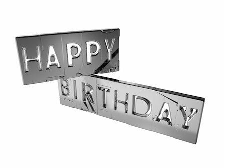 happy birthday Stock Photo - Budget Royalty-Free & Subscription, Code: 400-05684833